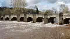 420 nieruchomości zostało zalanych  w Wielkiej Brytanii