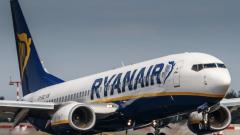 Awaria systemu Ryanaira