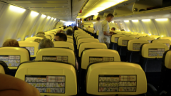 Bójka na pokładzie samolotu.