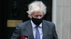 Borys Johnson nie weźmie udziału w pogrzebie księcia Filipa