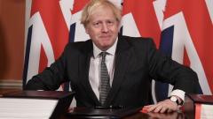 Johnson wzywa UE do zmian w protokole północnoirlandzkim