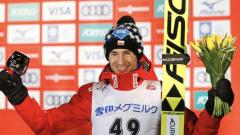 Kamil Stoch drugi w zawodach w Sapporo.