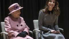 Księżna Kate z najwyższym odznaczeniem przysługującym kobietom w Wielkiej Brytanii