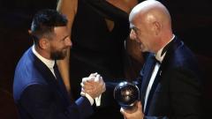 Lionel Messi został wybrany w plebiscycie FIFA najlepszym piłkarzem świata sezonu 2018/19