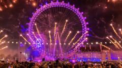 Londyn: Plany na Sylwestra. Przez pandemię odwołany pokaz sztucznych ogni