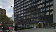 Manchester: Policja w polskim konsulacie.