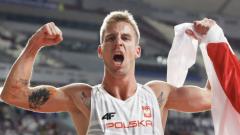 Marcin Lewandowski z brązowym medalem
