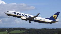 Piloci Ryanaira zapowiedzieli 48-godzinny strajk