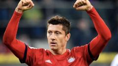 Robert Lewandowski najskuteczniejszym obcokrajowcem w historii Bundesligi