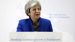 Theresa May zgadza się na głosowanie ws. drugiego referendum brexitowego