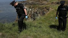 W szkockim mieście w spalonym aucie odnalezione zostały zwłoki 36-letniego Polaka