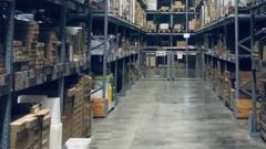 W.Brytania: Większe braki kadrowe w branży magazynowej niż logistycznej