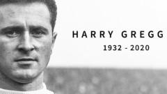 Zmarł legendarny bramkarz Manchesteru United