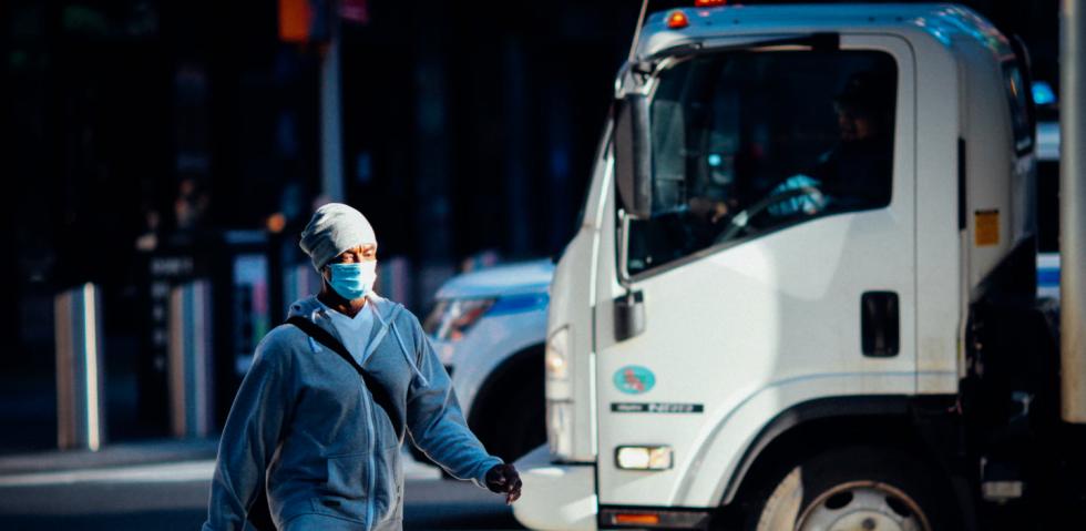 Będą obowiązkowe testy dla kierowców ciężarówek przyjeżdżających do Wielkiej Brytanii