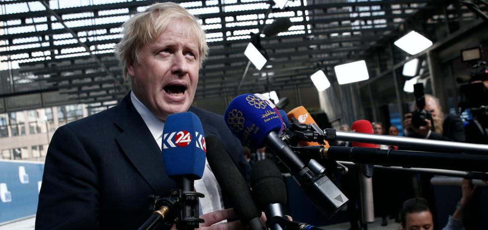 Brexit: Premier broni przedłużenia okresu wdrażaniu protokołu ws. Irlandii Północnej