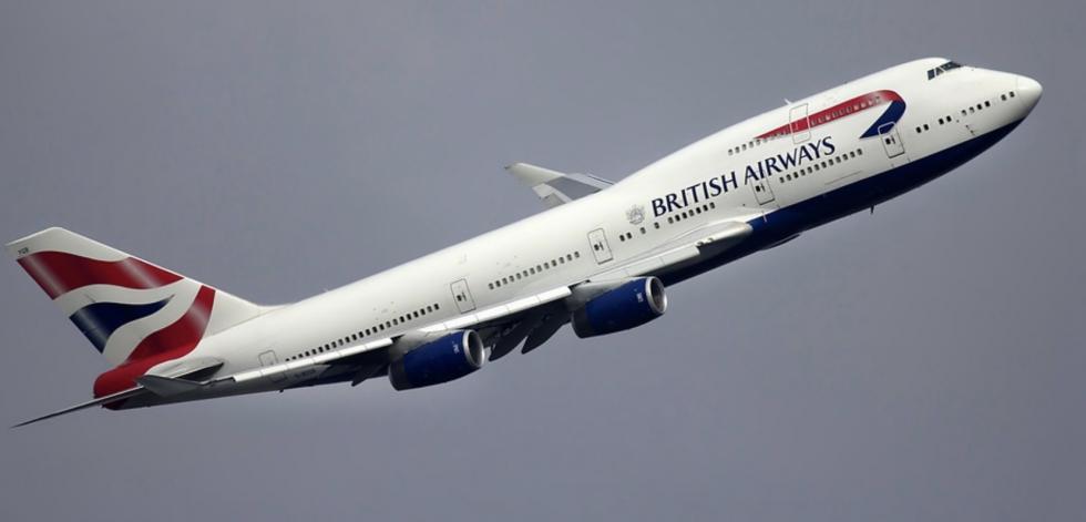 British Airways zostały ukarane rekordową grzywną w wysokości 183 mln funtów