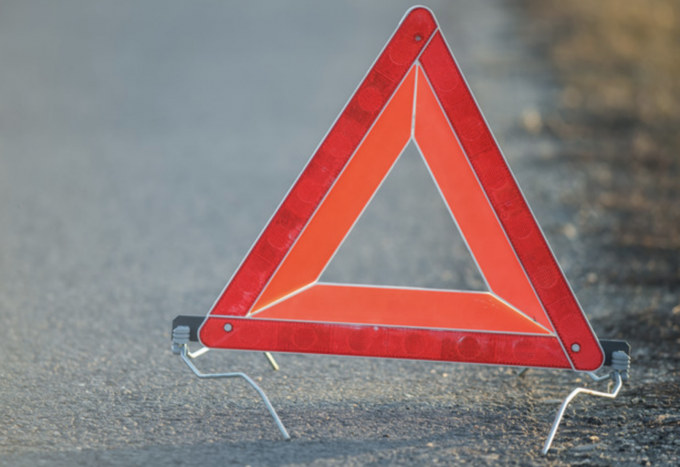 Brytyjska policja szuka kierowcy auta