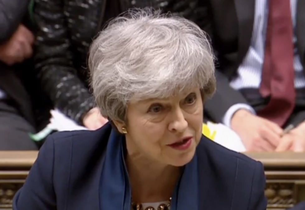 Brytyjska premier Theresa May powiedziała, że liczy na wypracowanie kompromisu ws. brexitu