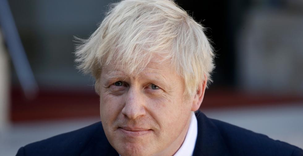 Cel wyznaczony przez premiera Johnsona został zrealizowany
