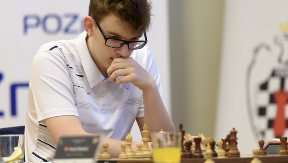 Jan-Krzysztof Duda  zdobył w Sankt Petersburgu tytuł wicemistrza świata w szachach błyskawicznych
