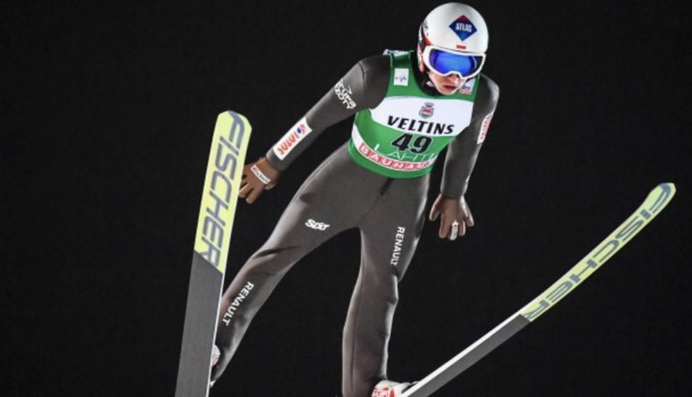 Kamil Stoch wygrał konkurs Pucharu Świata w Lahti