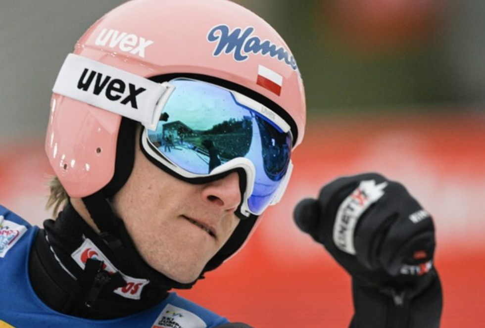 Kubacki drugi w Innsbrucku.