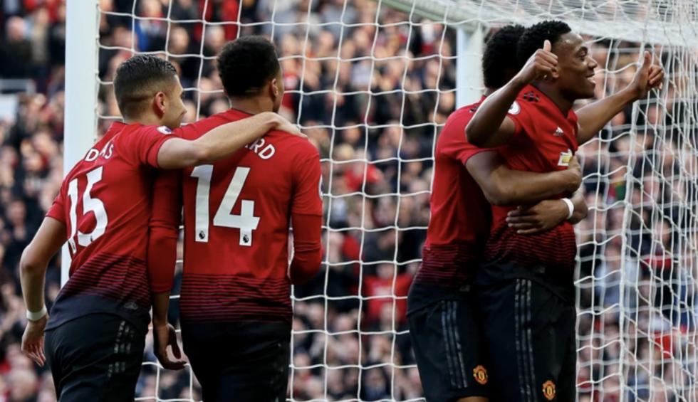 Manchester United wrócił na zwycięską ścieżkę