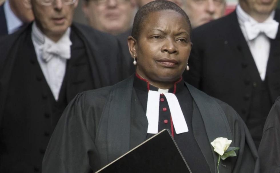 Pierwsza czarna kobieta została mianowana biskupem w Anglii