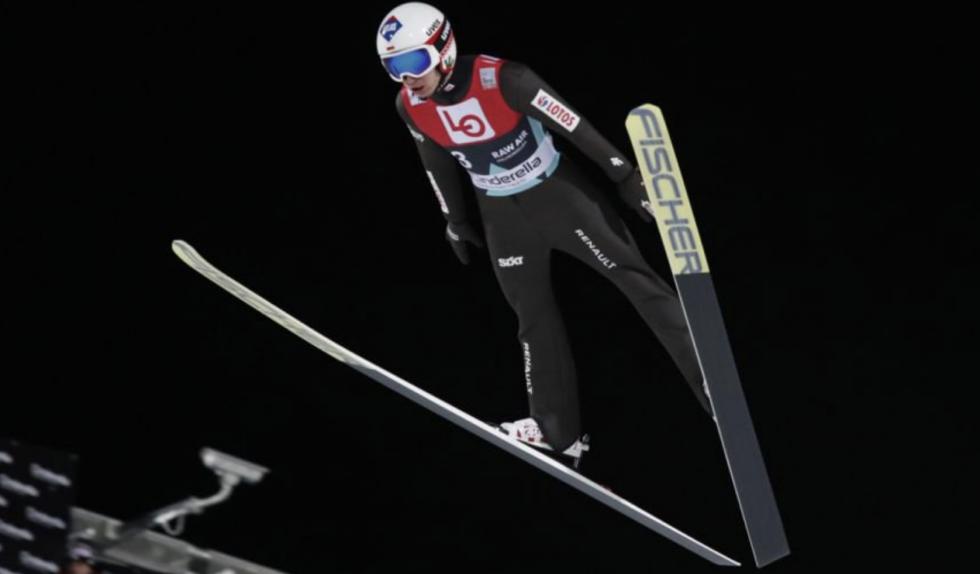 Polska zajęła czwarte miesjce w konkursie drużynowego Pucharu Świata w Oslo