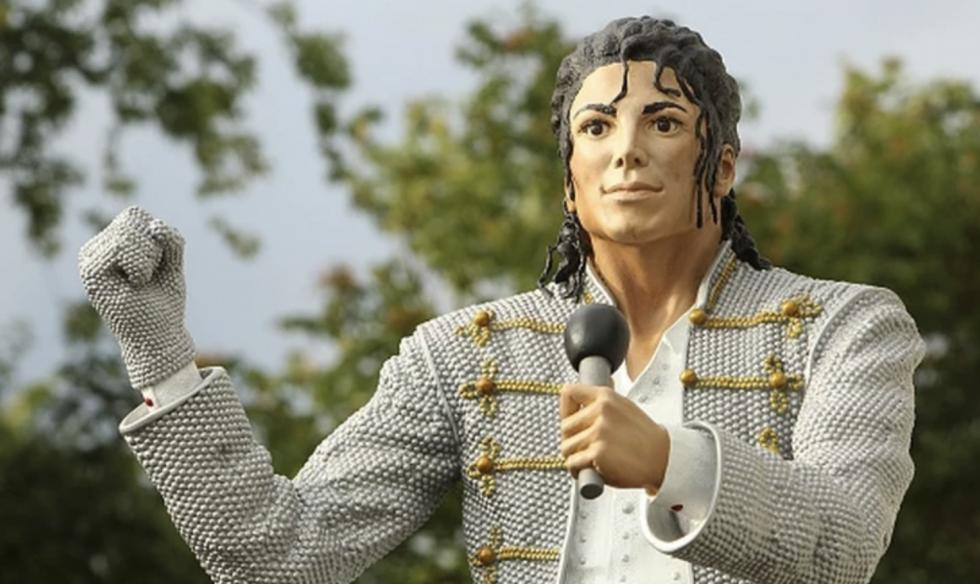 Pomnik Michaela Jacksona usunięty z muzeum w Manchesterze