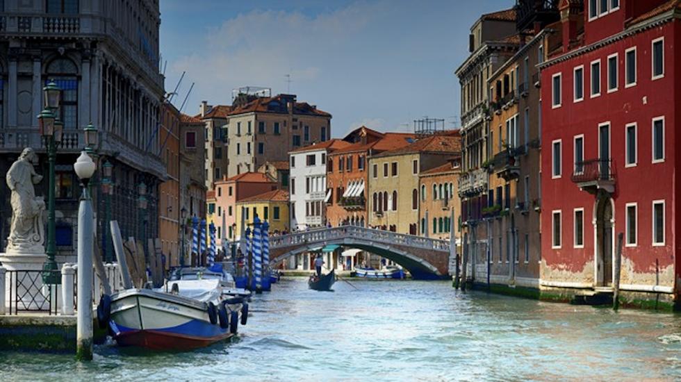 Rząd Włoch chce wprowadzić opłatę za wjazd do Wenecji.