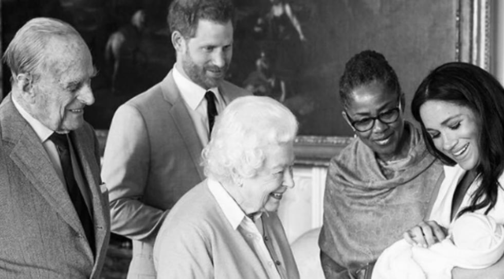 Znamy imię synka księcia Harry'ego i księżnej Meghan