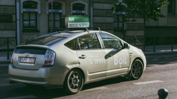 Firma Bolt rywalem Ubera