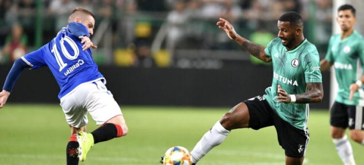 Legia Warszawa - Rangers FC 0:0