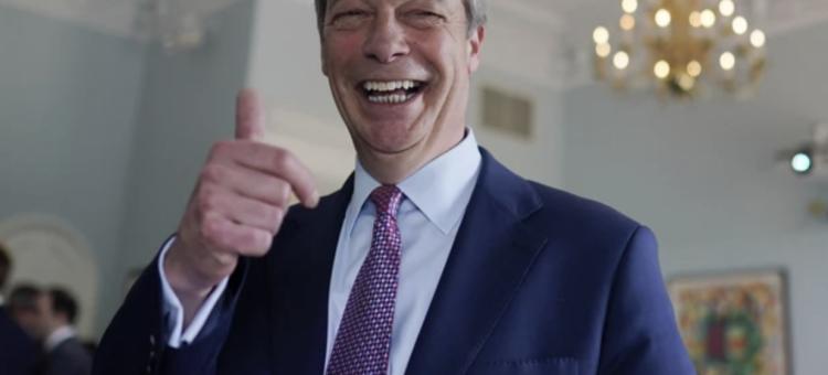 Wielka Brytania: Sondaż przed wyborami do PE. Partia Brexitu deklasuje rywali