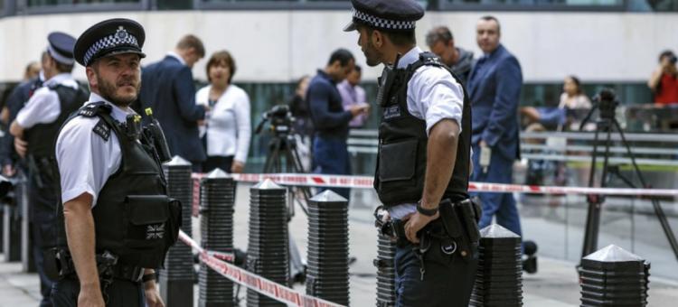 Zaatakował mężczyznę w Londynie