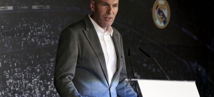 Zinedine Zidane wraca do Realu Madryt