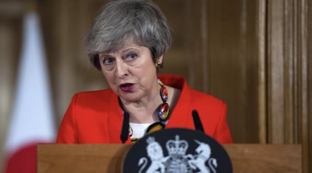 May: odrzucenie porozumienia w sprawie brexitu byłoby katastrofą