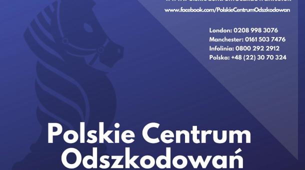 Polskie Centrum Odszkodowań radzi...