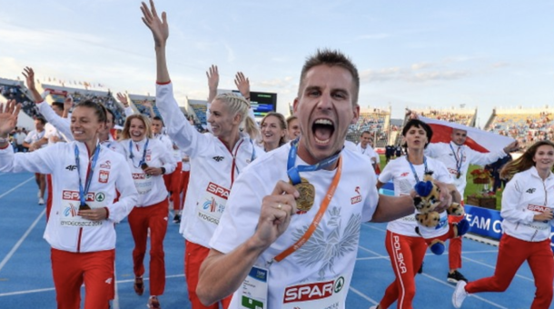 Sukces polskich lekkoatletów