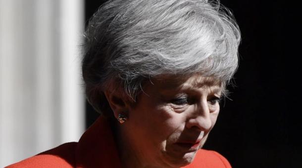 Theresa May ustąpi ze stanowiska lidera Partii Konserwatywnej
