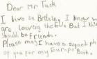 6-latka z Wielkiej Brytanii napisała do Tuska ws. brexitu.