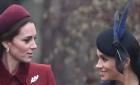 Konflikt w rodzinie królewskiej? Księżne miały pokłócić się o royal baby