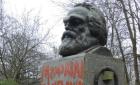 Nagrobek Karola Marksa w Londynie zniszczony drugi raz